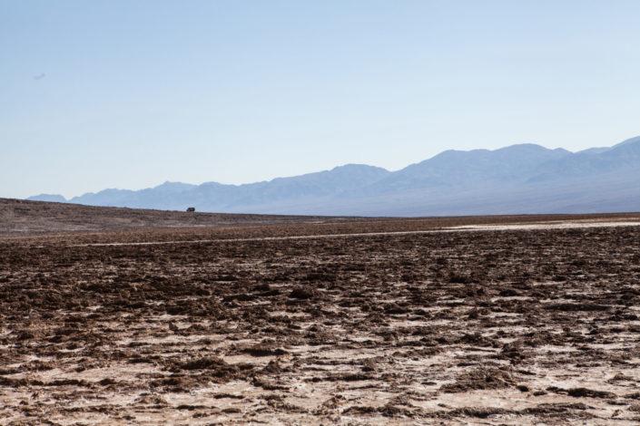 Death Valley Badwater Salt Flats
